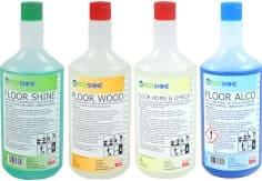 Chemia użytkowa używana do mycia podłóg